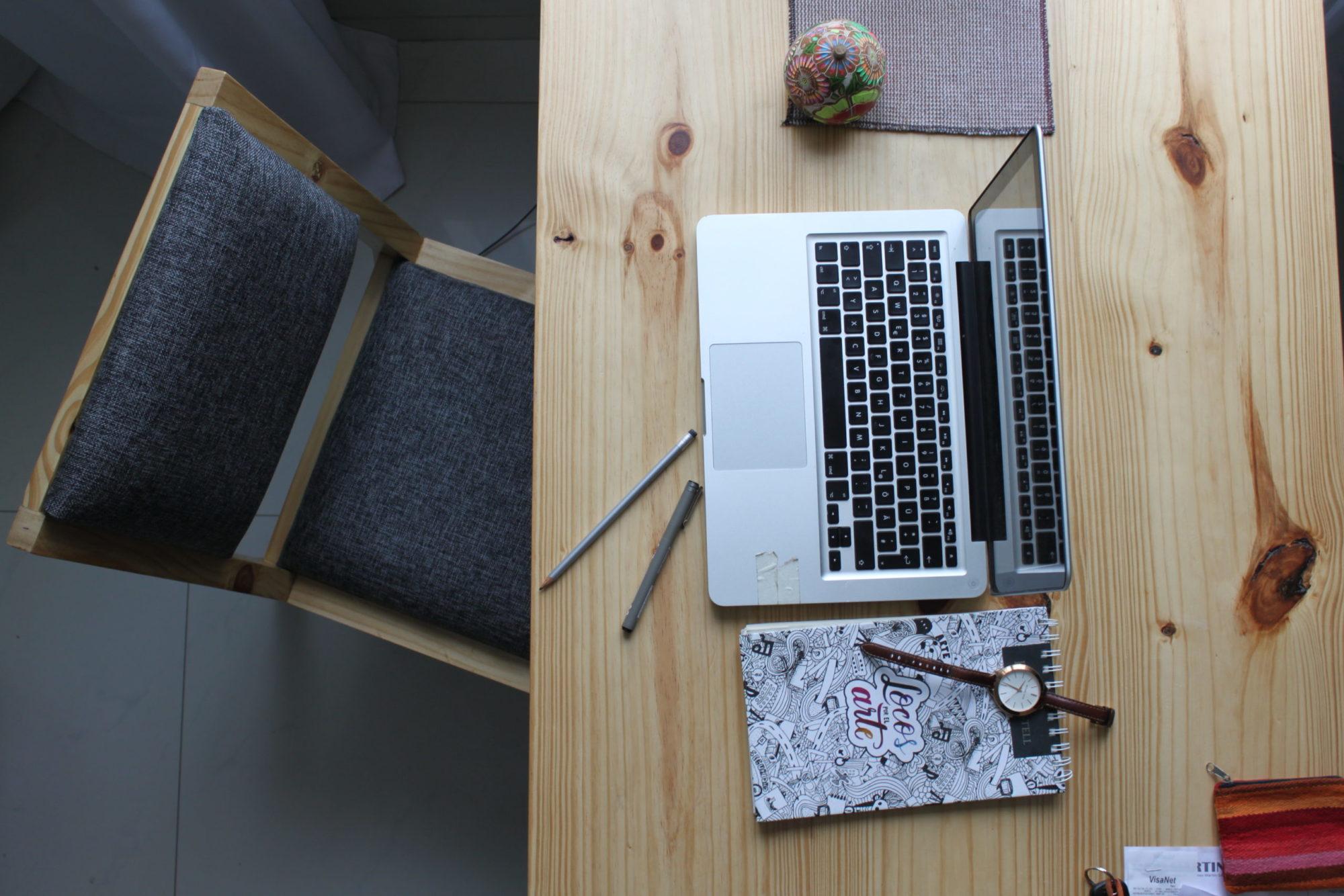 Diseño y elaboración de muebles